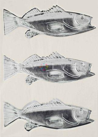Sérigraphie Warhol - Fish (Fs Iiia.39)