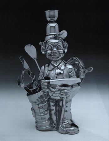 Lithographie Koons - Fisherman Golfer