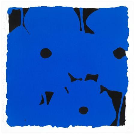 Sérigraphie Sultan - Five Blues