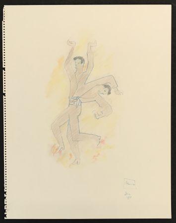 Aucune Technique Cocteau - Flamenco Dancer