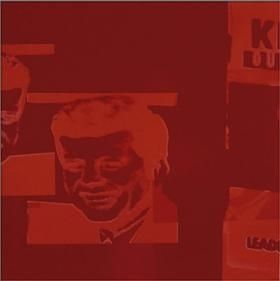 Sérigraphie Warhol - Flash-November 22,1963