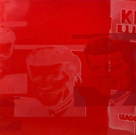 Sérigraphie Warhol - FLASH - NOVEMBER 22, 1963 FS II. 35