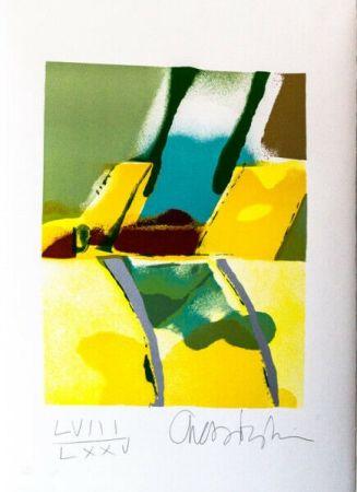 Lithographie Chamberlain - Flashback 1