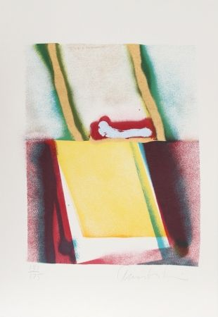 Lithographie Chamberlain - Flashback V