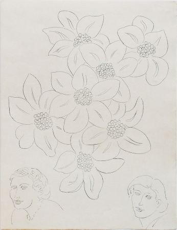 Eau-Forte Matisse - Fleurs