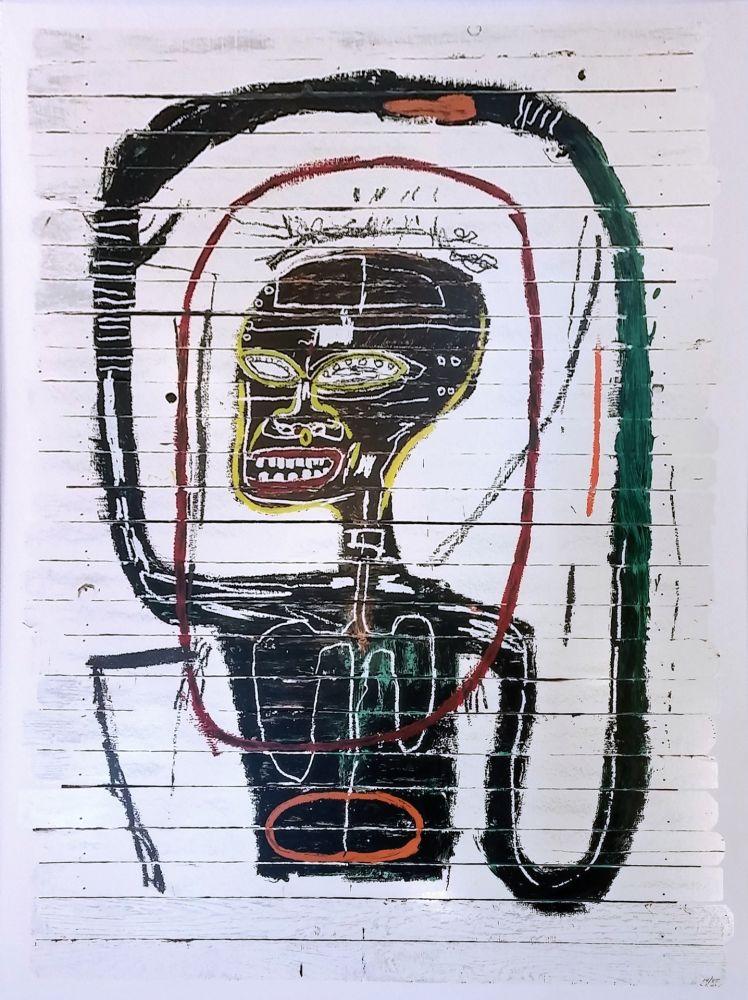 Sérigraphie Basquiat - FLEXIBLE