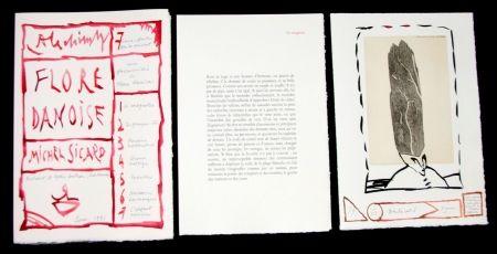 Livre Illustré Alechinsky - Flore danoise