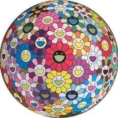 Offset Murakami - Flower Ball 3D