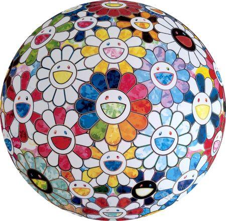 Offset Murakami - Flowerball : Rainbow In The Midst