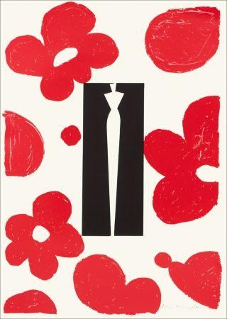 Sérigraphie Kuroda - Flowers
