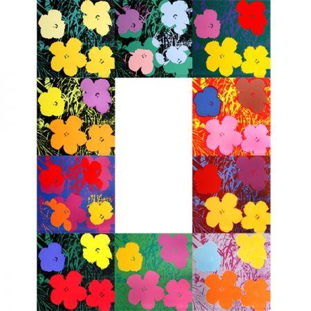 Sérigraphie Warhol (After) - Flowers - Portfolio
