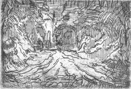 Gravure Bartolini - Fonte Canapina