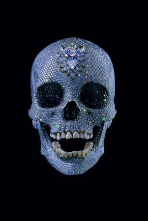 Aucune Technique Hirst - For the Love of God-Lenticular