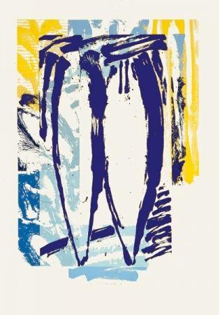 Sérigraphie Titus Carmel - Foret 3