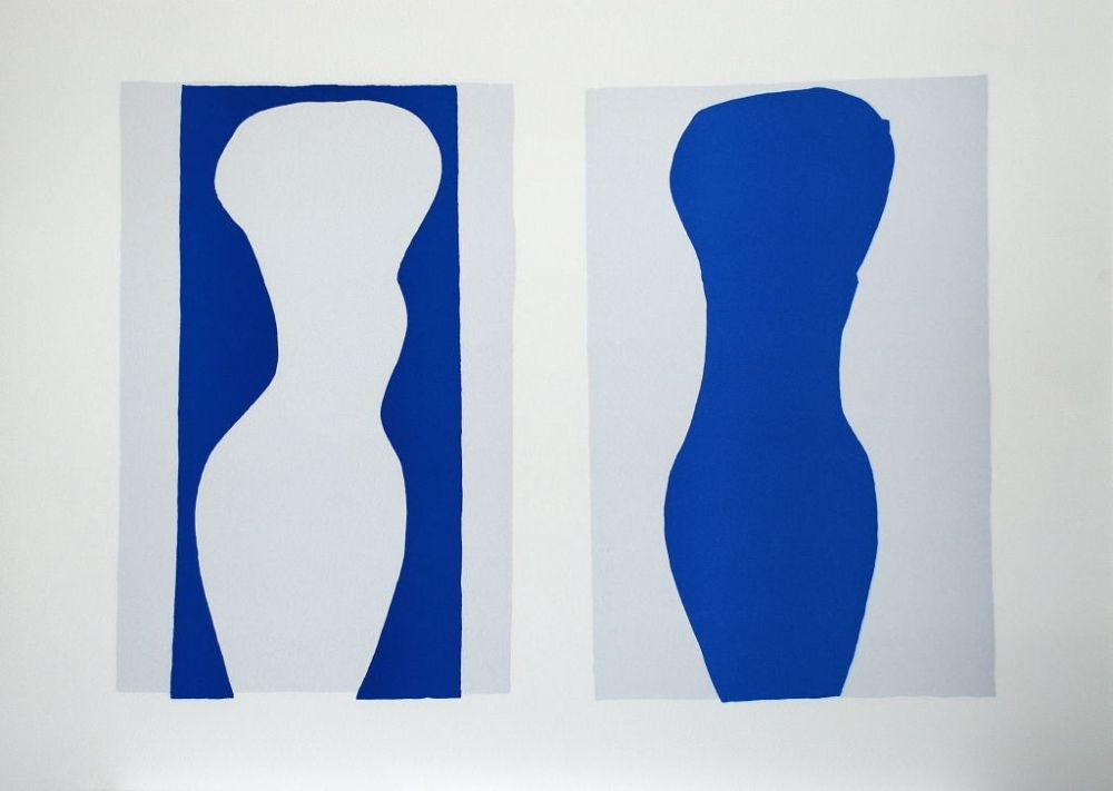Collographie Matisse - Formes (Forms)