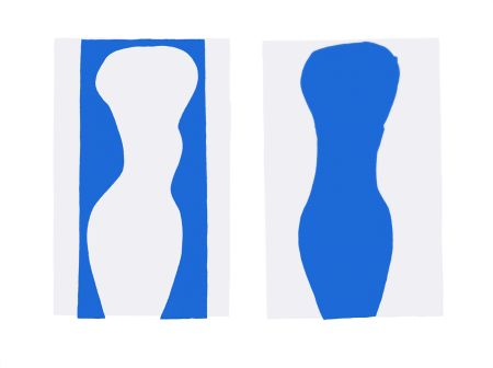 Lithographie Matisse - Formes (Forms)