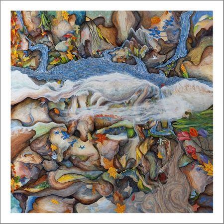 Sérigraphie Fryer - Four Seasons