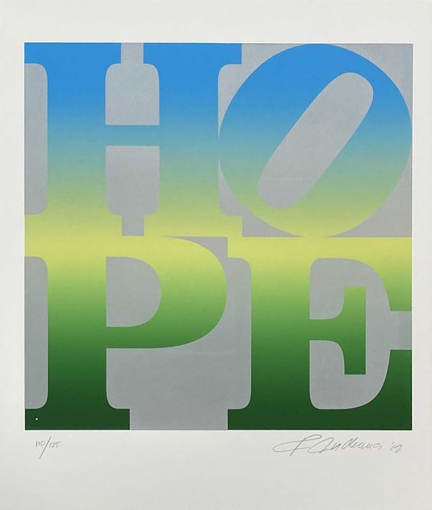 Multiple Indiana - Four Seasons of Hope (Green)