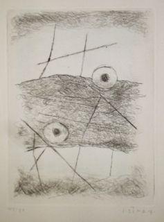 Gravure Sima - Fragment