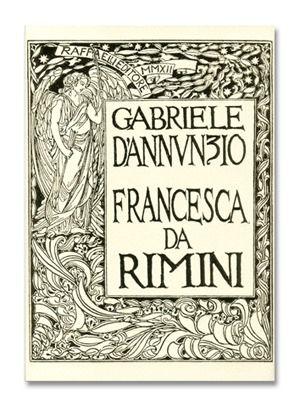 Livre Illustré Carolis (De) - Francesca da Rimini