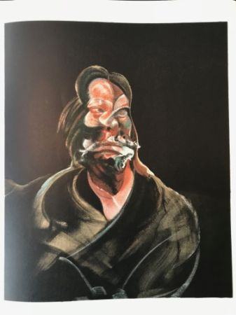Lithographie Bacon - Francis Bacon - Isabel Rawsthorne - De Luxe Limited Edition Lithograph