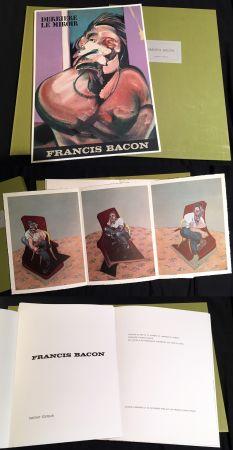 Livre Illustré Bacon - FRANCIS BACON : DERRIÈRE LE MIROIR N° 162 (1966). TIRAGE DE LUXE SUR RIVES.