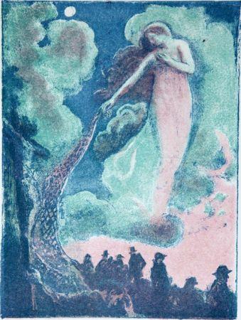 Livre Illustré Denis - Francis Thompson.  Poèmes.