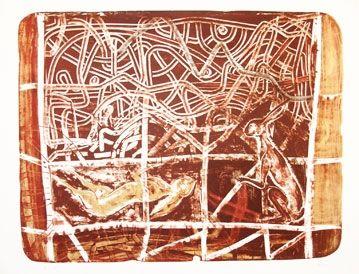 Lithographie Toledo - Francisco Toledo