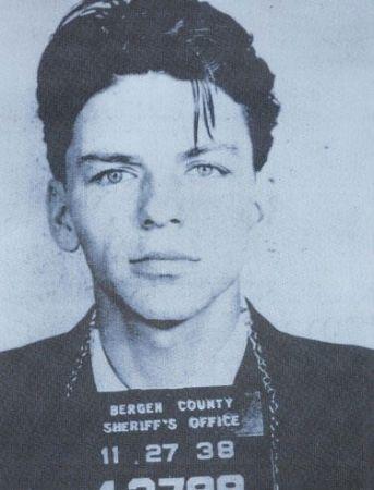 Sérigraphie Young - Frank Sinatra