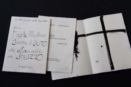 Livre Illustré Fioroni - Frate Martino Suona Il Liuto Alla Locanda Dello Struzzo