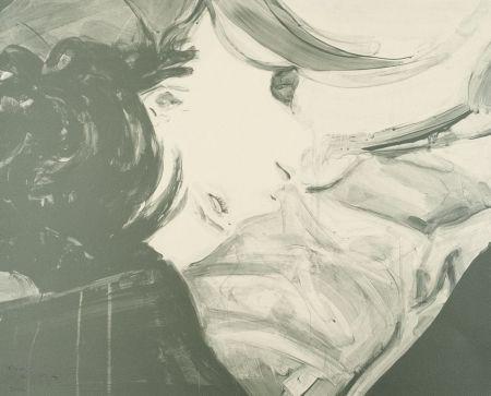 Lithographie Peyton - Friday