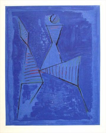 Aquatinte Marini - From Goethe Series (1979)