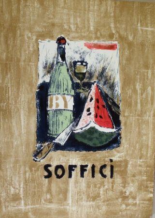 Lithographie Soffici - Frontespizio