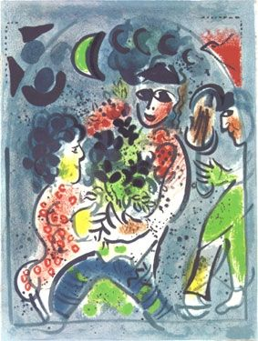 Aucune Technique Chagall - Frontispiece