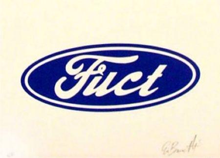 Sérigraphie Burnetti - Fuct