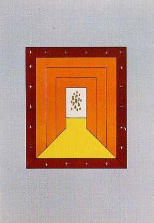 Lithographie García Sevilla - Fuga V