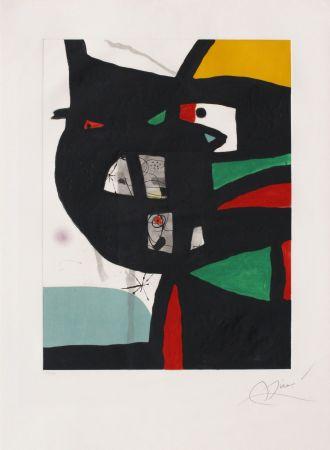 Eau-Forte Et Aquatinte Miró - Fundacio Palma I