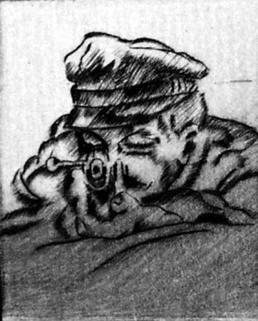 Pointe-Sèche Bucci - Fusilier