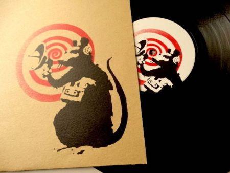 Offset Banksy - Future (Brown version)