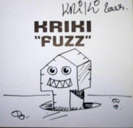 Aucune Technique Kriki - Fuzz