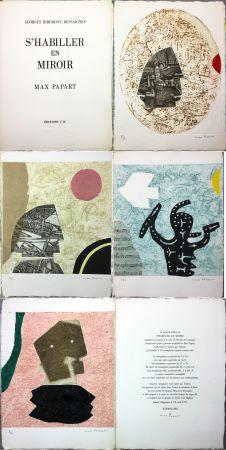 Livre Illustré Papart - G. Ribement Dessaigne : S 'HABILLER EN MIROIR (1977)