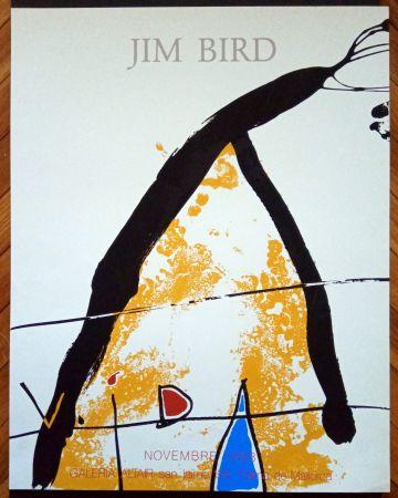 Affiche Bird - Galeria Altair 1983
