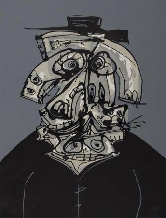 Lithographie Saura - Galeria de America