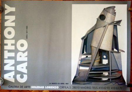 Affiche Caro - Galeria Soledad Lorenzo