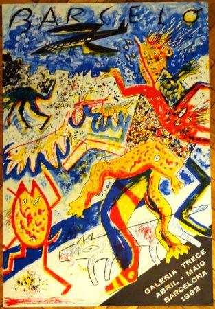Lithographie Barcelo - Galeria Trece