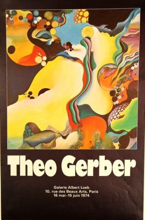 Offset Gerber - Galerie Albert Loeb