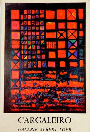 Offset Cargaleiro - Galerie Albert Loeb