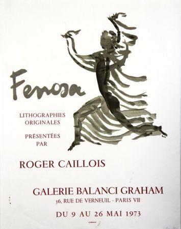 Lithographie Fenosa - Galerie Balanci Graham