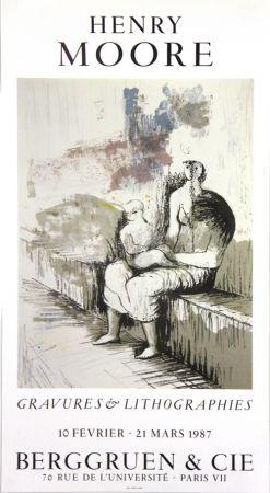 Offset Moore - Galerie Berggruen