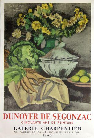 Lithographie De Segonzac - Galerie Charpentier
